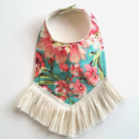 Bliss Bouquet Dribble Bib