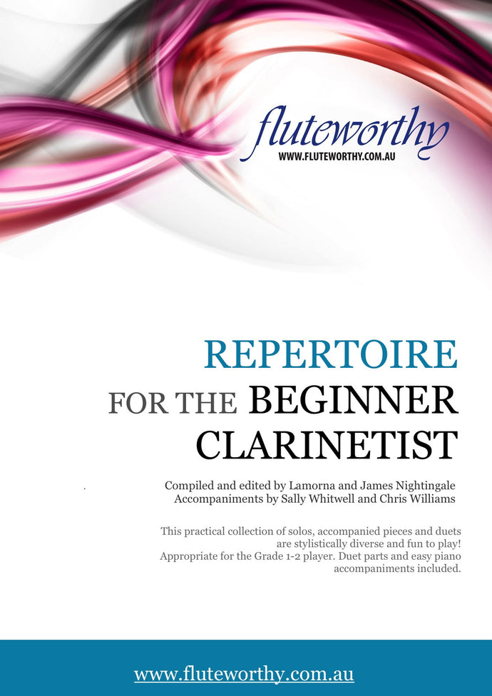 Repertoire for the Beginner Clarinetist
