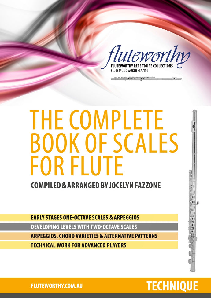 The Complete Book of Scales