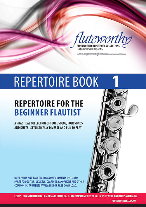 Digital Repertoire Book 1