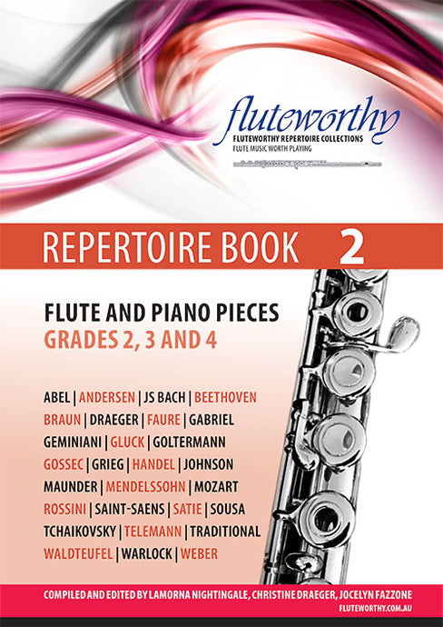 Repertoire Book 2 - Backing Tracks