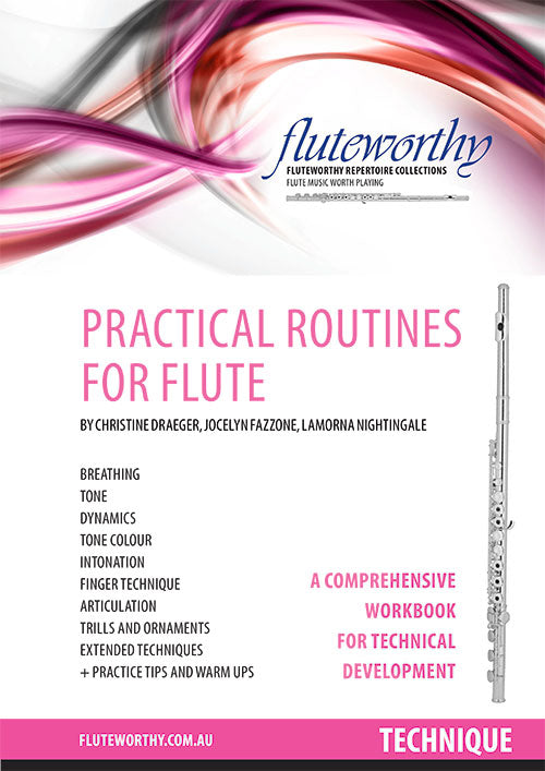 Practical Routines for Flute