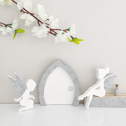 Glitter Frame Fairy Door