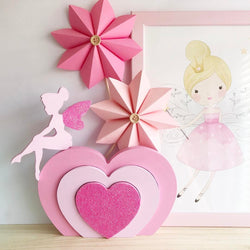 Heart Stacker & Shelfie Fairy Package