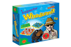 INSPECTOR WHODUNNIT