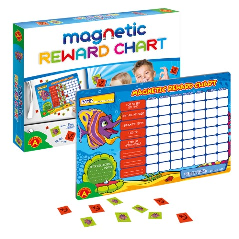 MAGNETIC  REWARDS CHART