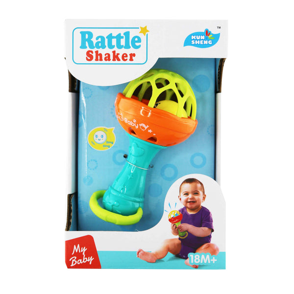 TEETHER RATTLE  (out of stock)