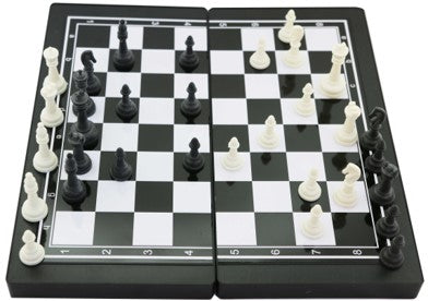 MAGNETIC CHESS (out of stock)