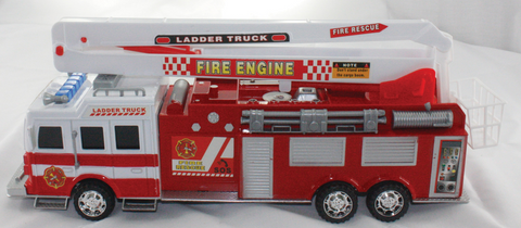 FIRE RESCUE-BATTERY