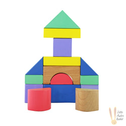 WOODEN COLOURFUL BLOCKS