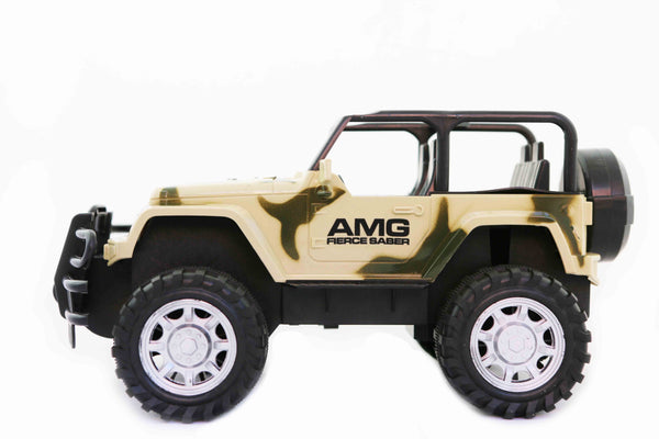 FRICTION OFF ROAD JEEP (OUT OF STOCK)