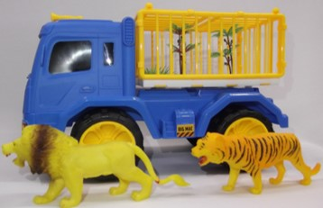 ANIMAL TRANSPORT TRUCK  (out of stock)