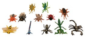 12PC INSECTS (OUT OF STOCK)