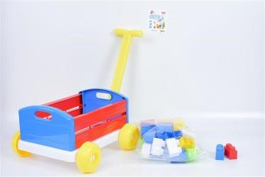 TROLLEY BLOCKS 30PC