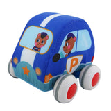 SOFT DUO FABRIC CAR