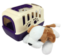 DOG/PUPPY BASKET SINGLE