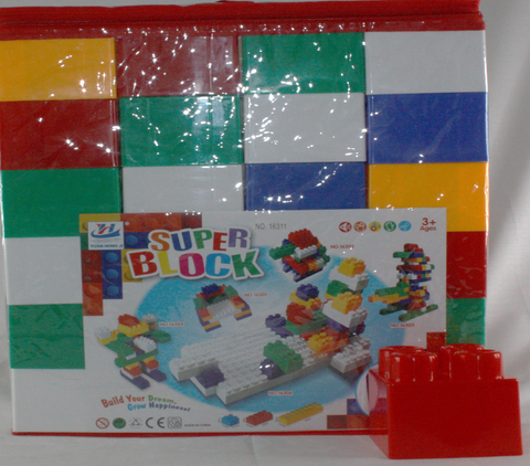 28PC SUPER BLOCKS (out of stock)