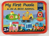 PUZZLE TIN-ASSORTED