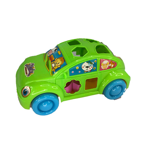 SHAPES CAR