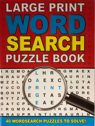 WORD SEARCH (out of stock)