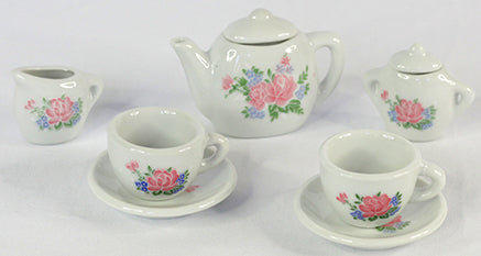 MINI PORCELAIN TEA SET