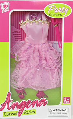 FASHION DOLL DRESSES