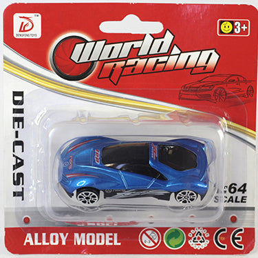 DIE CAST RACERS