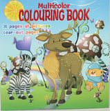 36PG COLOURING BOOK