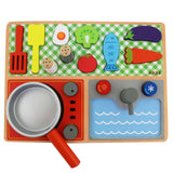 STOVE TOP PUZZLE SET