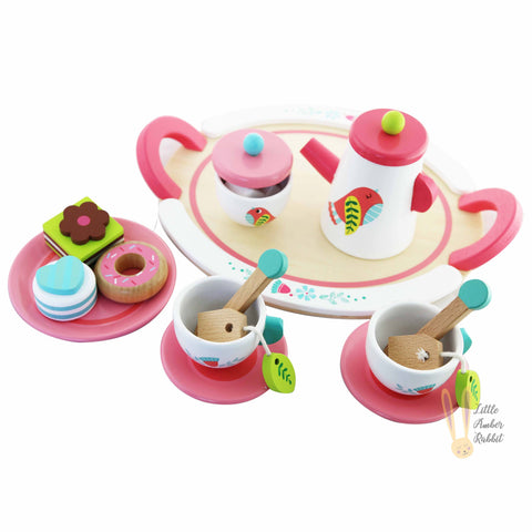 AFTERNOON TEA PARTY SET-TOOKY TOYS