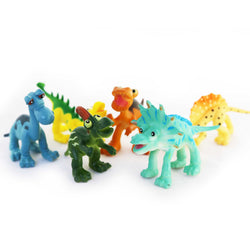 CARTOON DINOS 6PC (out of stock)