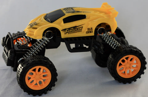 FRICTION OFF ROAD CLIMBER