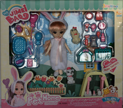 LITTLE GIRL/PET WITH ACCESSORIES (OUT OF STOCK)