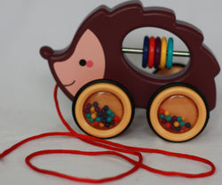 TODDLER PULL ALONG- 3 DESIGNS