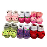 PULL ON BOOTIES 12PC