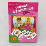 MAGNETIC PUZZLE - PRINCE AND PRINCESS