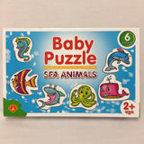 BABY PUZZLE - SEA ANIMALS