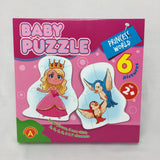 BABY PUZZLE - PRINCESS WORLD