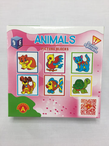 PICTURE BLOCKS - ANIMALS