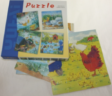 PROGRESSION PUZZLE 20PC