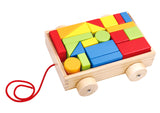 MINI WOODEN TROLLEY BLOCKS-TOOKY