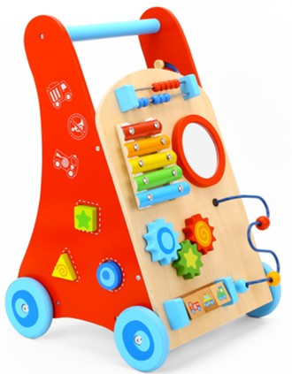BABY ACTIVITY WALKER-TOOKY - (out of stock)