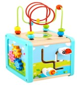 TOOKY ACTIVITY CUBE (out of stock)