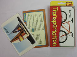 TRANSPORTATION FLASH CARDS
