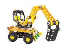 METAL DIY EXCAVATOR-HULK - 2 AVAILABLE