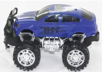 DIRT JEEP (OUT OF STOCK)