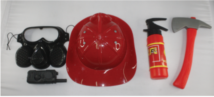 FIREMAN SET-OUT OF STOCK