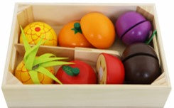 WOODEN FRUIT AND VEG (OUT OF STOCK)