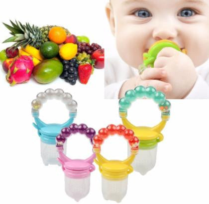 Baby Pacifiers - Designed To Sooth Naturally Baby Feeding Dummies-Pacifier-Soother-Nipple Nibbler Feeder