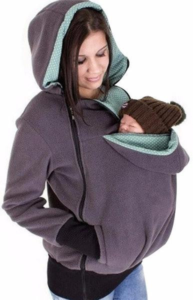 NEW ARRIVAL  Maternity Hoodie Baby Carrier Sweatshirts